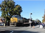 CSX Q415: Ashland Train Day 2016