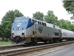 Amtrak P094 stops in Ashland VA
