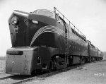 PRR 9700, BF-15A, 1950