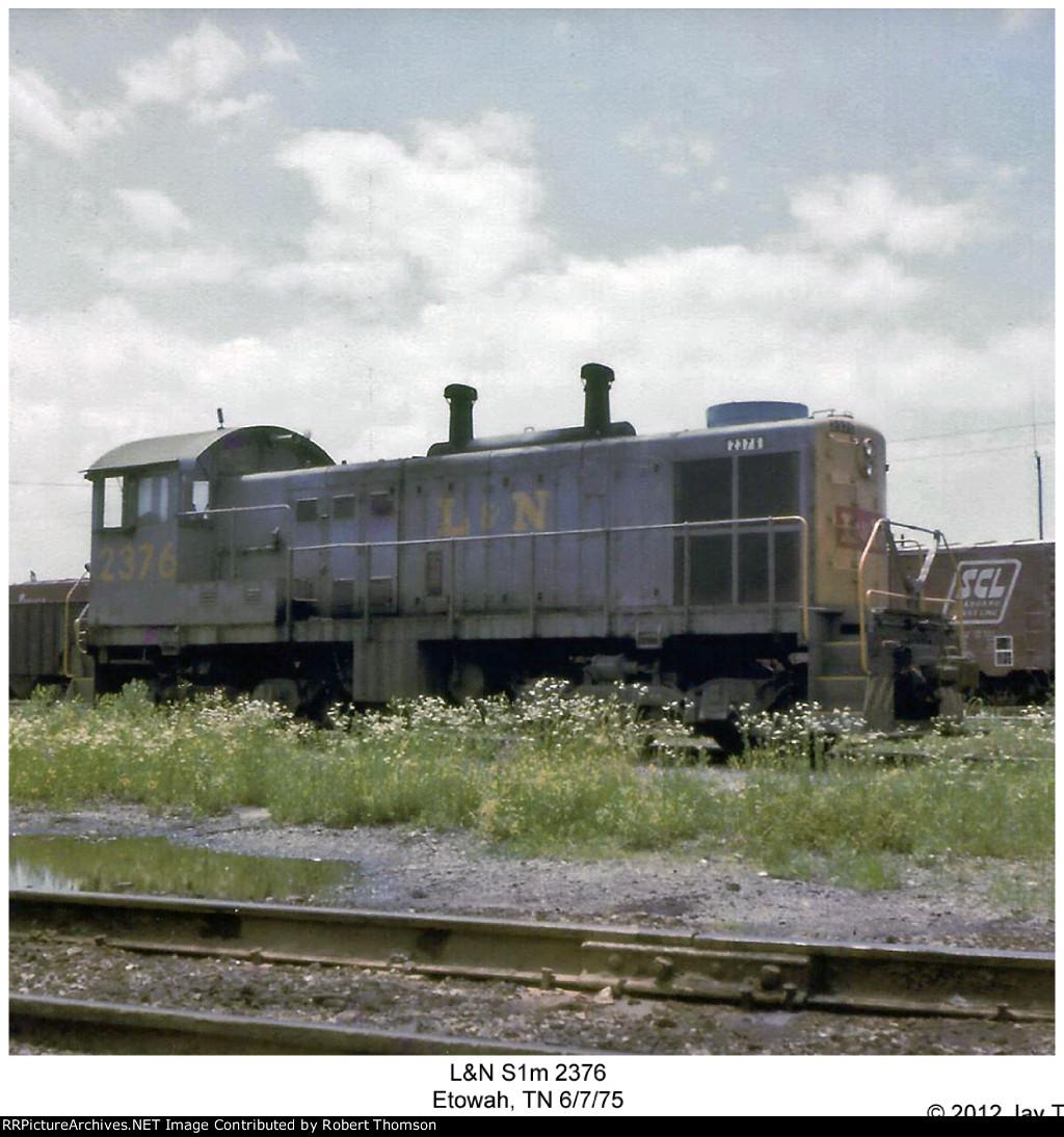 L&N S4m 2376