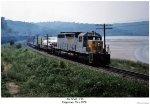 L&N 1236 w/Welded Rail Train