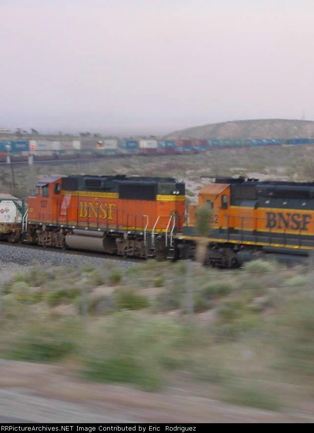 BNSF 127
