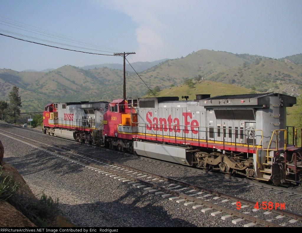 BNSF 939