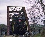 WTSE 2233, GP30, 1988