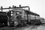 PRR 5758, AFP-20, 1961