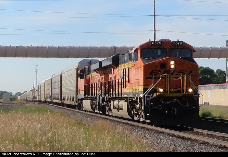 BNSF 6579 West