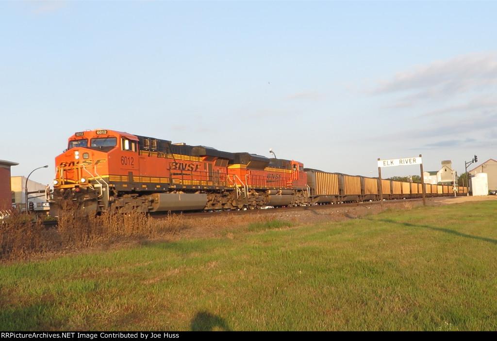 BNSF 6012 East