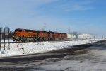 BNSF 6732 West