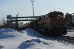 BNSF 6535 DPU