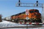 BNSF 7322 East