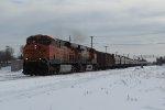 BNSF 7591 West