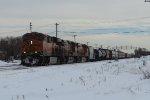 BNSF 6920 West