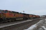 BNSF 4866 West