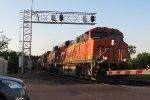 BNSF 6050 West