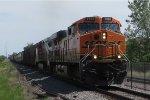 BNSF 7806 West