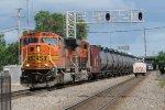 BNSF 271 West