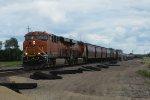 BNSF 6574 West