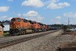 BNSF 6636 West