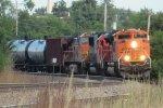 BNSF 9265 East