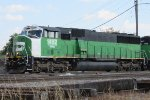 BNSF 1462