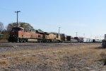 BNSF 6954 West