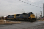 CSX 8553