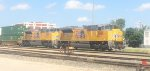 UP 9048  17Jul2016  EB through the Yard