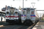 SEPTA Trains 373 and 6374