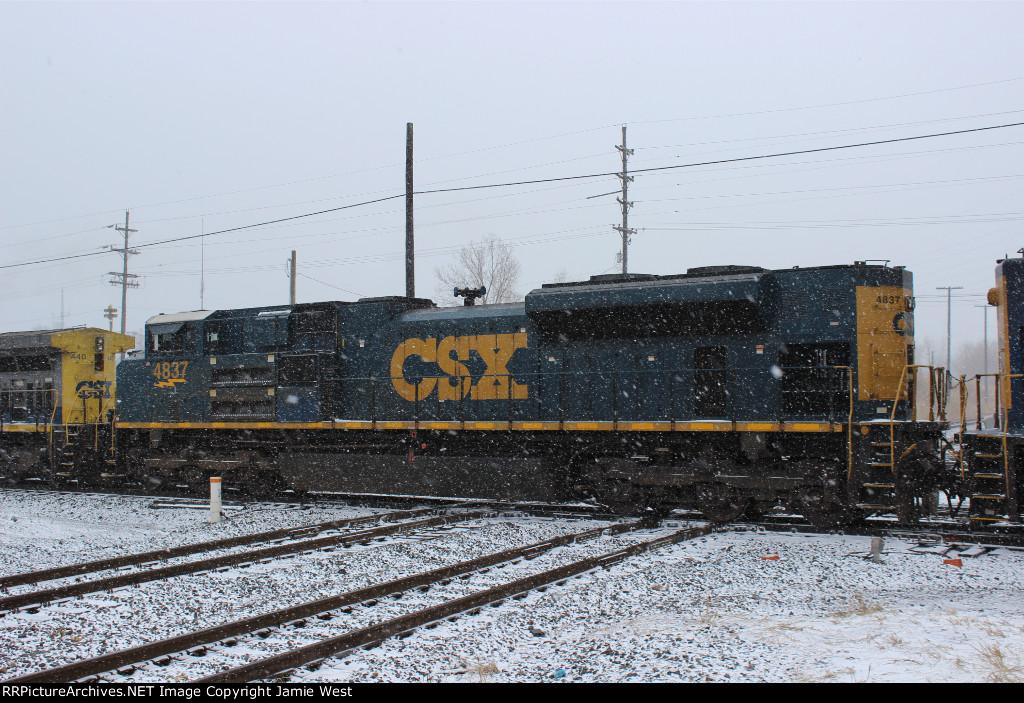 CSX 4837