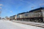 Amtrak 29 in Chesterton, IN
