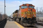 BNSF and UP Work Together