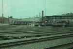 Metra Locomotives in Chicago