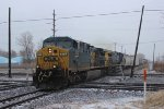 CSX Manifest at Dolton Junction