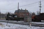 Norfolk Southern Bottle Train at Dolton Junction