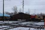Norfolk Southern Bottle Train at Dolton Junction