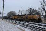 UP Ethanol Train at Dolton Junction
