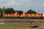 BNSF 1223 and 1226