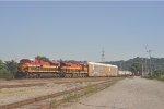 KCS 4142 On NS 116 Eastbound