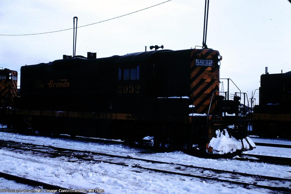 D&RGW 5932