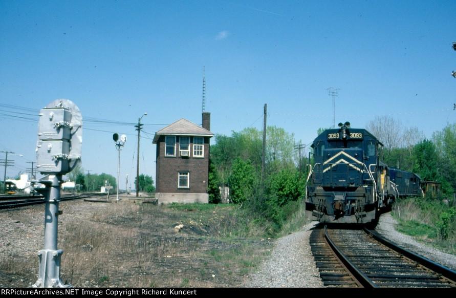 Missouri Pacific 3093