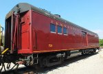 TVRM 50 Baggage Car