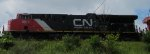 CN 3014 on the Halton Subdivision