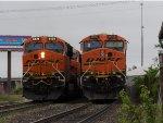 BNSF ES44ACs 6065 & 6425