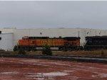 BNSF C44-9W 5014