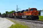 BNSF 8536 and 9303