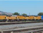 UP Stored Locomotives