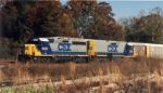 CSX 6428 and 2333