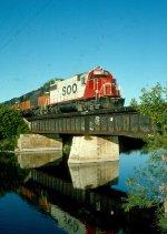 Soo Line 4438