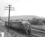 PRR 9796, EF-15A, 1960