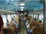 RBMN 9166 coach interior